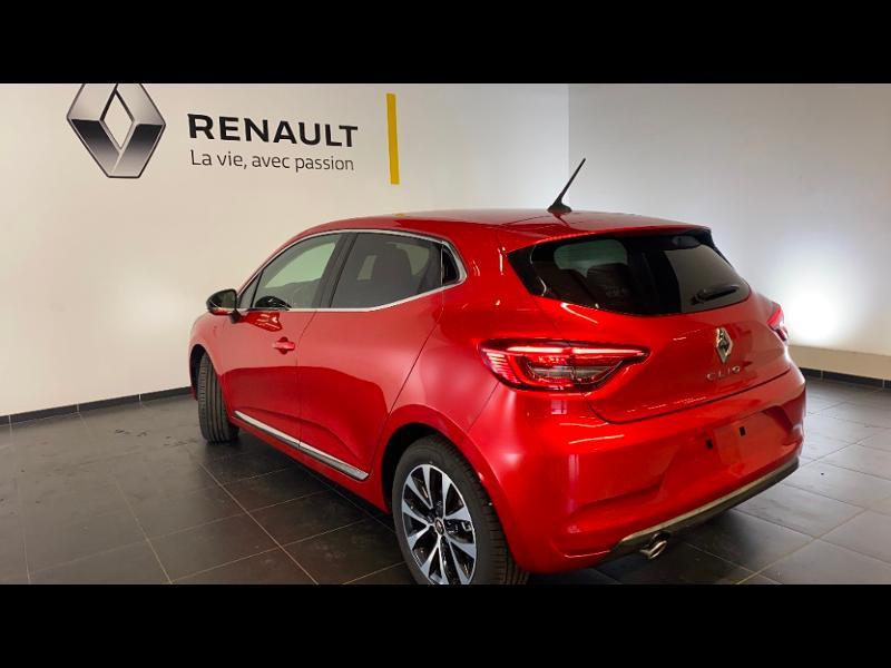 Renault Clio 1.5 Blue dCi 115ch Intens 6cv Rouge occasion à Figeac - photo n°7