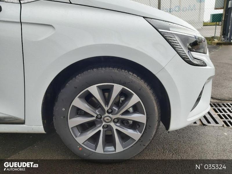 Renault Clio 1.5 Blue dCi 115ch Intens 6cv Blanc occasion à Abbeville - photo n°9