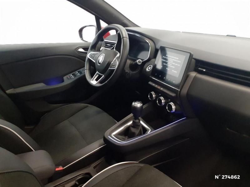 Renault Clio 1.5 Blue dCi 115ch Intens 6cv Rouge occasion à Péronne - photo n°4