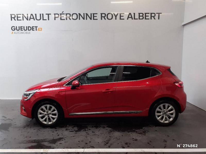 Renault Clio 1.5 Blue dCi 115ch Intens 6cv Rouge occasion à Péronne - photo n°8