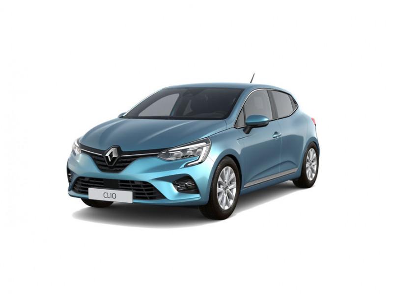 Renault Clio 1.5 Blue dCi 115ch Intens Bleu occasion à DAX CEDEX