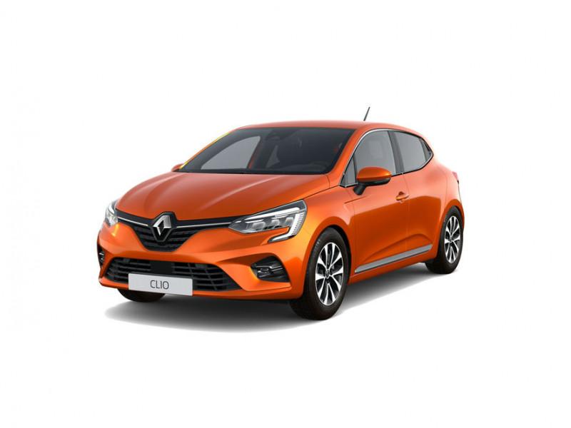Renault Clio 1.5 Blue dCi 115ch Intens Orange occasion à DAX CEDEX