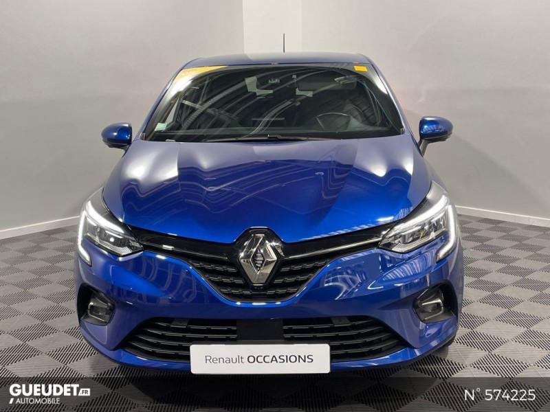 Renault Clio 1.5 Blue dCi 115ch Intens Bleu occasion à Évreux - photo n°2