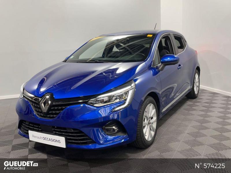 Renault Clio 1.5 Blue dCi 115ch Intens Bleu occasion à Évreux