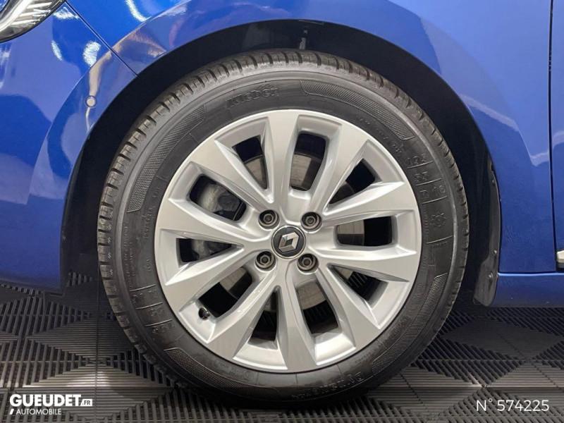 Renault Clio 1.5 Blue dCi 115ch Intens Bleu occasion à Évreux - photo n°9