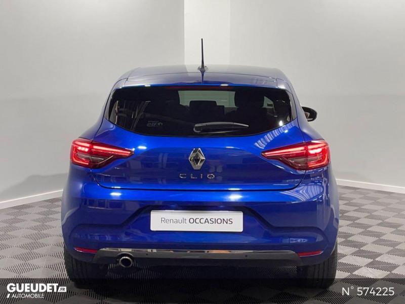 Renault Clio 1.5 Blue dCi 115ch Intens Bleu occasion à Évreux - photo n°3