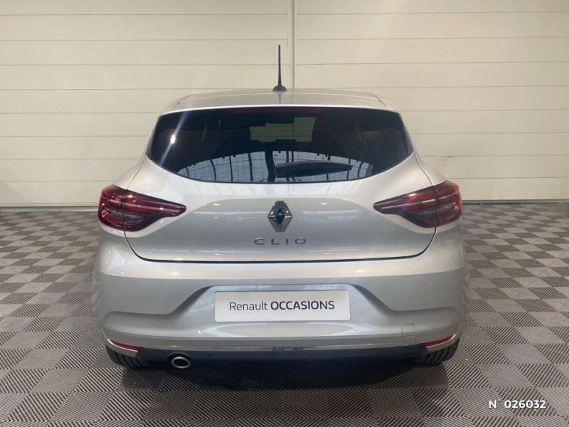 Renault Clio 1.5 Blue dCi 115ch Intens Gris occasion à Seynod - photo n°3