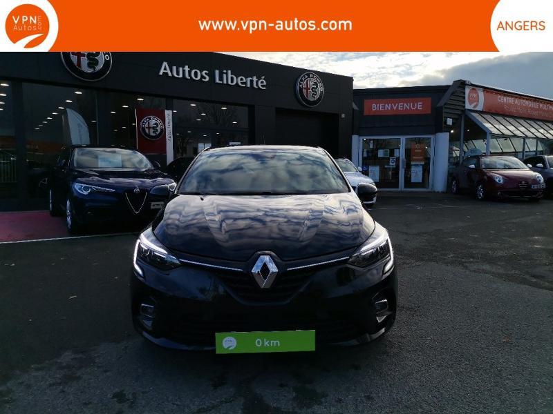 Renault Clio 1.5 Blue dCi 115ch Intens Noir occasion à Angers - photo n°7