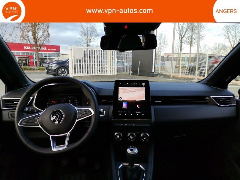 Renault Clio 1.5 Blue dCi 115ch Intens Noir occasion à Angers - photo n°4