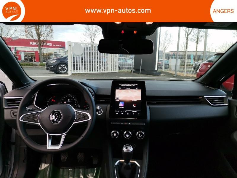 Renault Clio 1.5 Blue dCi 115ch Intens Gris occasion à Angers - photo n°4