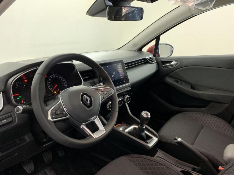 Renault Clio 1.5 BLUE DCI 85 BUSINESS INTENS Rouge occasion à Verfeil - photo n°19