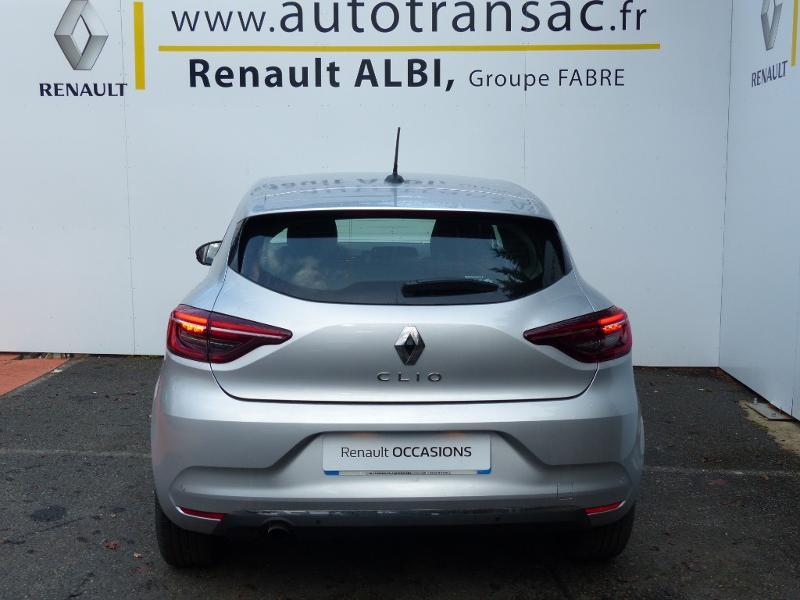 Renault Clio 1.5 Blue dCi 85ch Business Gris occasion à Gaillac - photo n°7