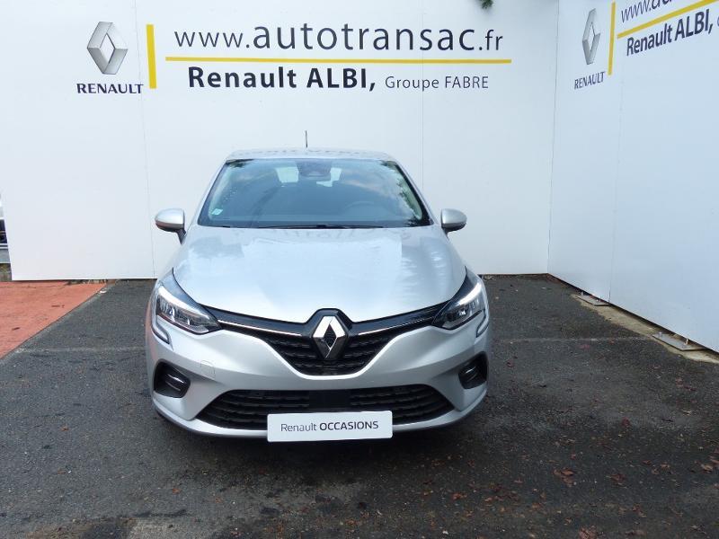 Renault Clio 1.5 Blue dCi 85ch Business Gris occasion à Gaillac - photo n°2