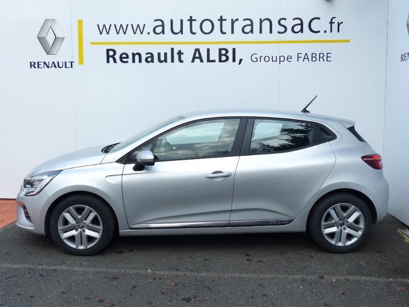 Renault Clio 1.5 Blue dCi 85ch Business Gris occasion à Gaillac - photo n°5