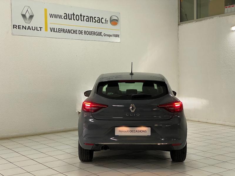 Renault Clio 1.5 Blue dCi 85ch Business Gris occasion à Villefranche-de-Rouergue - photo n°5