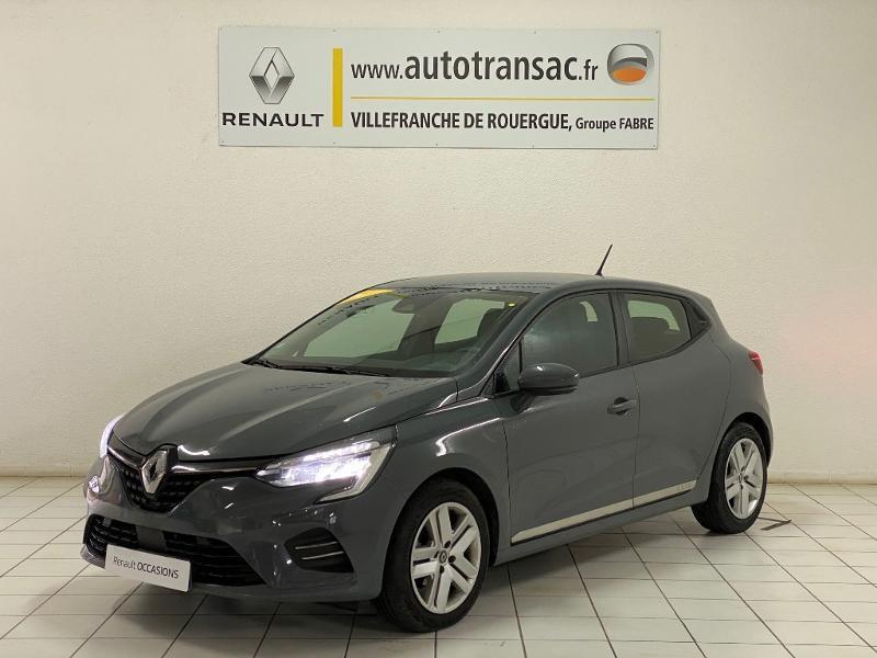 Renault Clio 1.5 Blue dCi 85ch Business Gris occasion à Villefranche-de-Rouergue