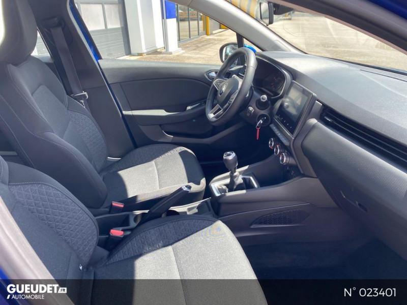 Renault Clio 1.5 Blue dCi 85ch Business Bleu occasion à Neufchâtel-en-Bray - photo n°4