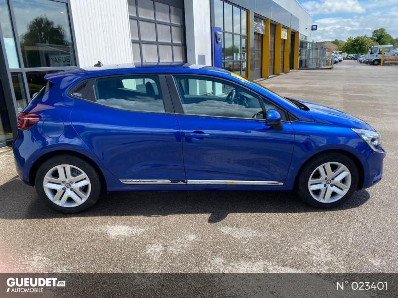 Renault Clio 1.5 Blue dCi 85ch Business Bleu occasion à Neufchâtel-en-Bray - photo n°7