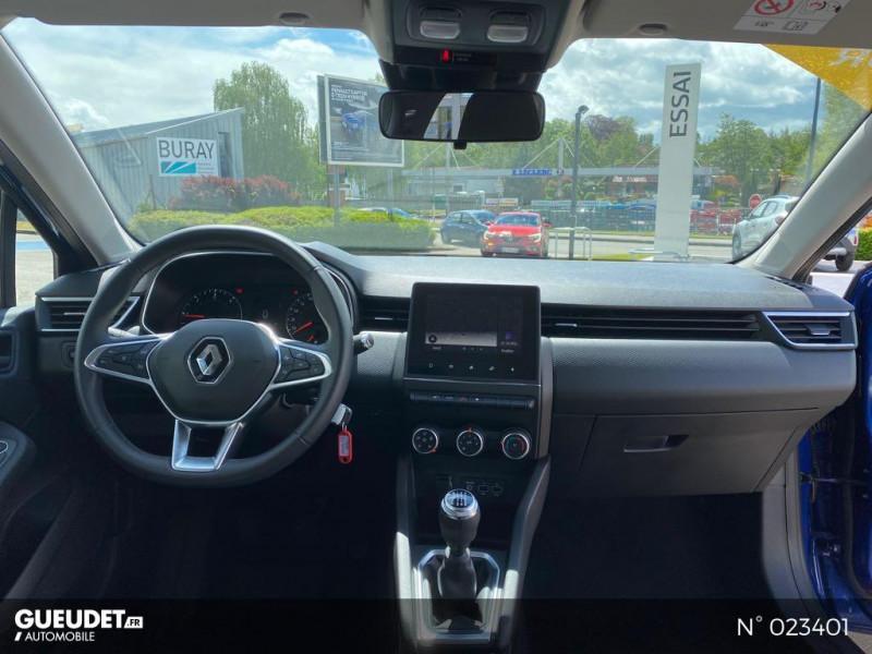 Renault Clio 1.5 Blue dCi 85ch Business Bleu occasion à Neufchâtel-en-Bray - photo n°10
