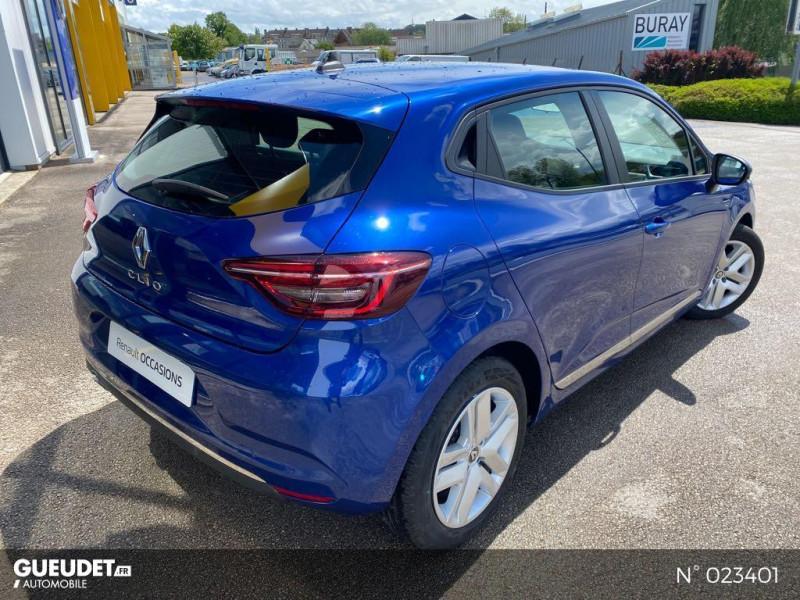 Renault Clio 1.5 Blue dCi 85ch Business Bleu occasion à Neufchâtel-en-Bray - photo n°6