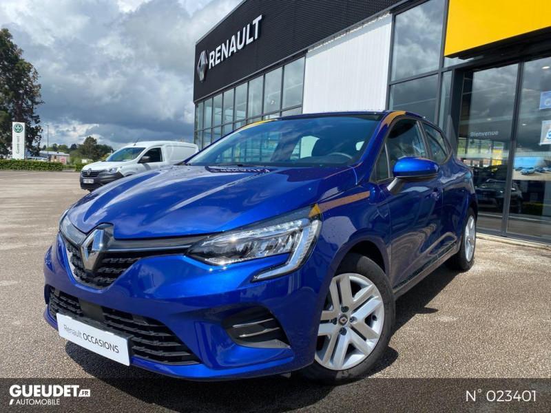Renault Clio 1.5 Blue dCi 85ch Business Bleu occasion à Neufchâtel-en-Bray