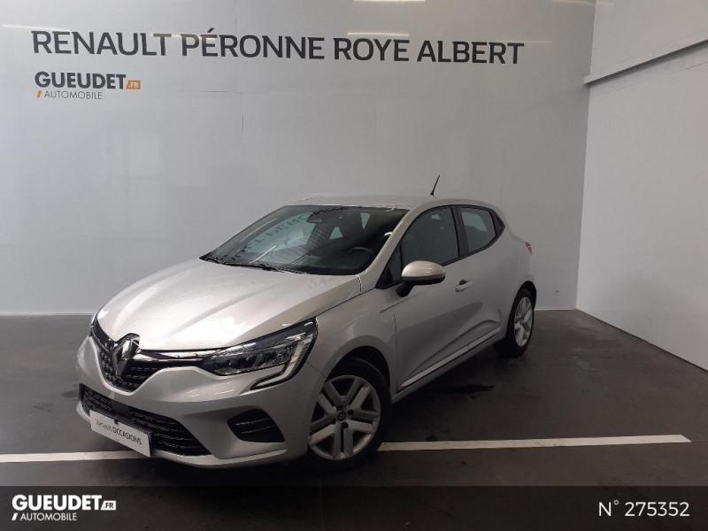 Renault Clio 1.5 Blue dCi 85ch Business Gris occasion à Péronne