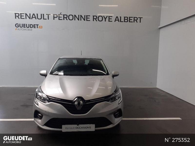 Renault Clio 1.5 Blue dCi 85ch Business Gris occasion à Péronne - photo n°2