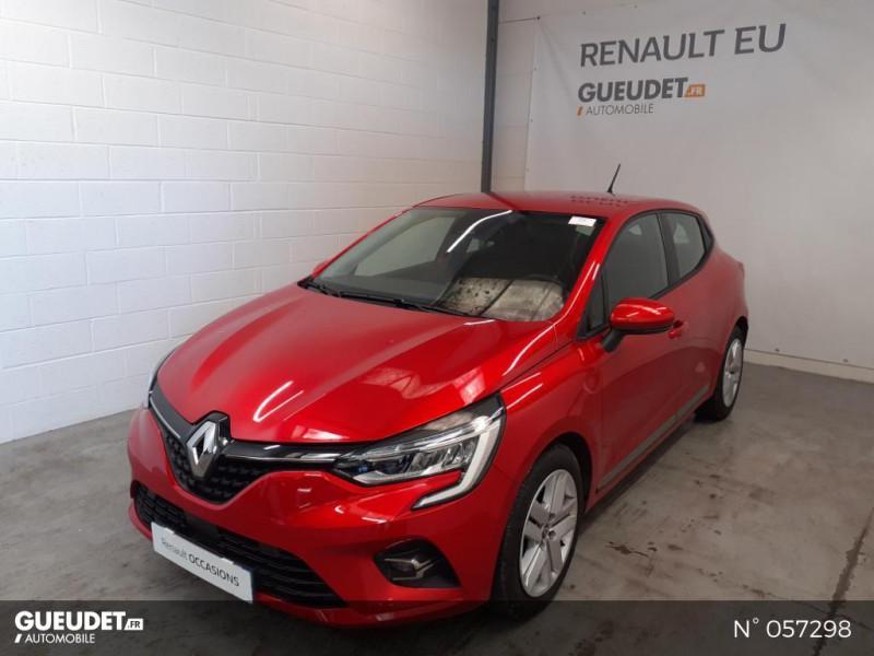Renault Clio 1.5 Blue dCi 85ch Business Rouge occasion à Eu