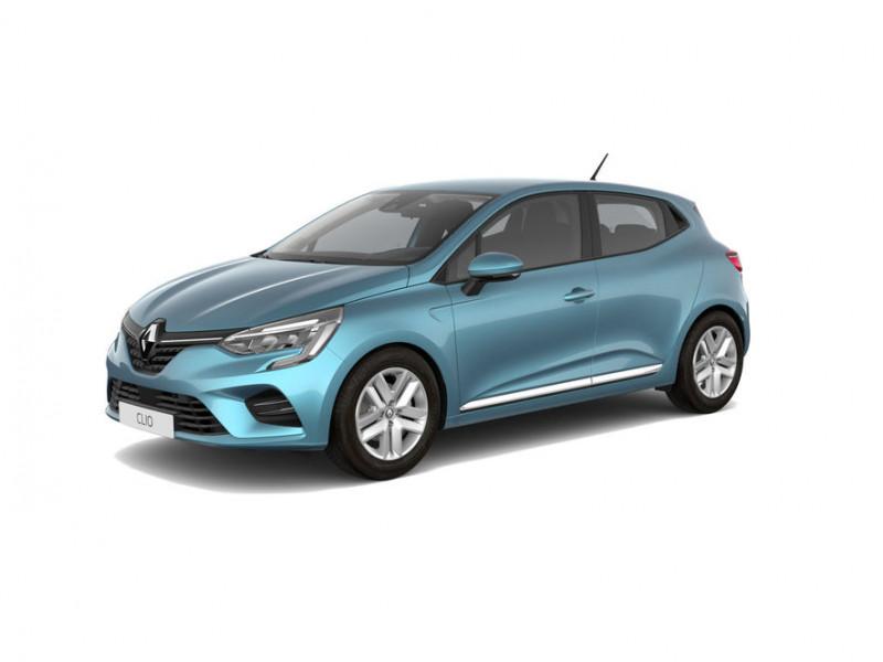Renault Clio 1.5 Blue dCi 85ch Zen Bleu occasion à DAX CEDEX