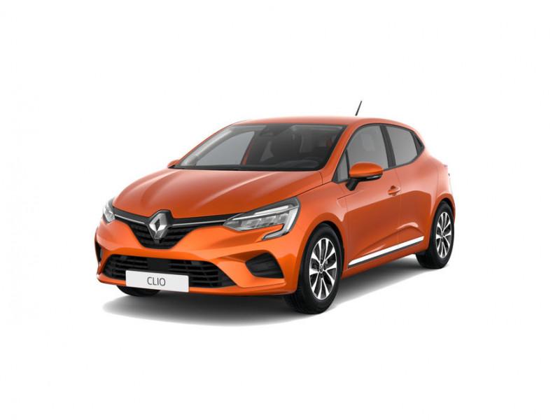 Renault Clio 1.5 Blue dCi 85ch Zen Orange occasion à DAX CEDEX