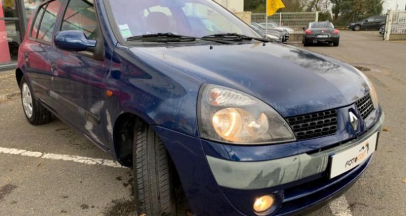 Renault Clio 1.5 DCI 65CH PRIVILEGE 5P Bleu occasion à REZE - photo n°7