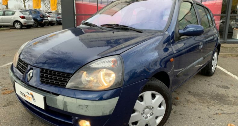 Renault Clio 1.5 DCI 65CH PRIVILEGE 5P Bleu occasion à REZE