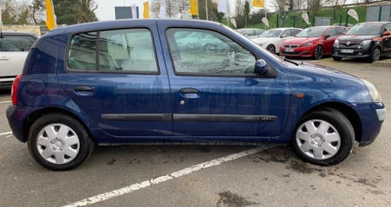 Renault Clio 1.5 DCI 65CH PRIVILEGE 5P Bleu occasion à REZE - photo n°6