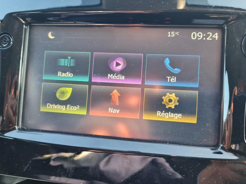 Renault Clio 1.5 dCi 75 Zen Blanc occasion à Auxerre - photo n°2