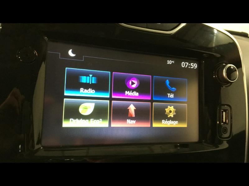 Renault Clio 1.5 dCi 75ch Air eco² 90g Blanc occasion à Albi - photo n°10