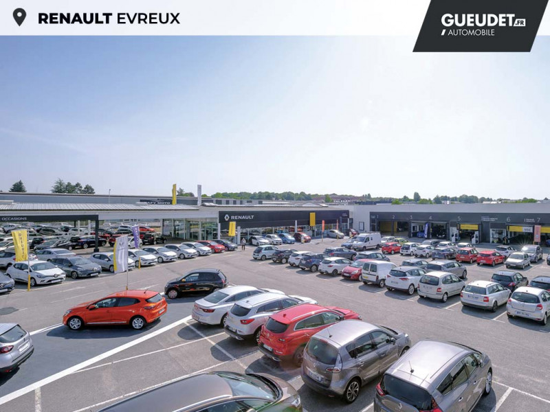 Renault Clio 1.5 dCi 75ch energy Air MédiaNav Blanc occasion à Évreux - photo n°16