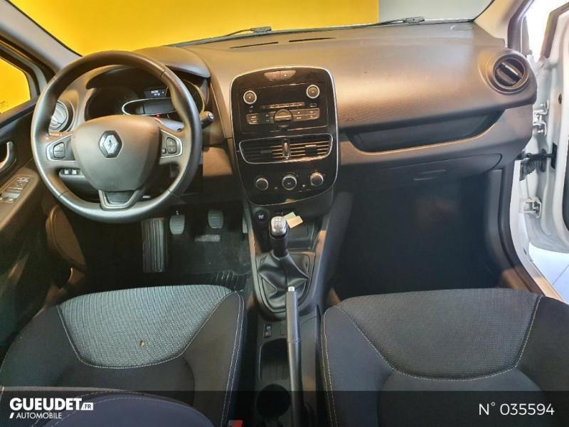 Renault Clio 1.5 dCi 75ch energy Air Blanc occasion à Saint-Maximin - photo n°10