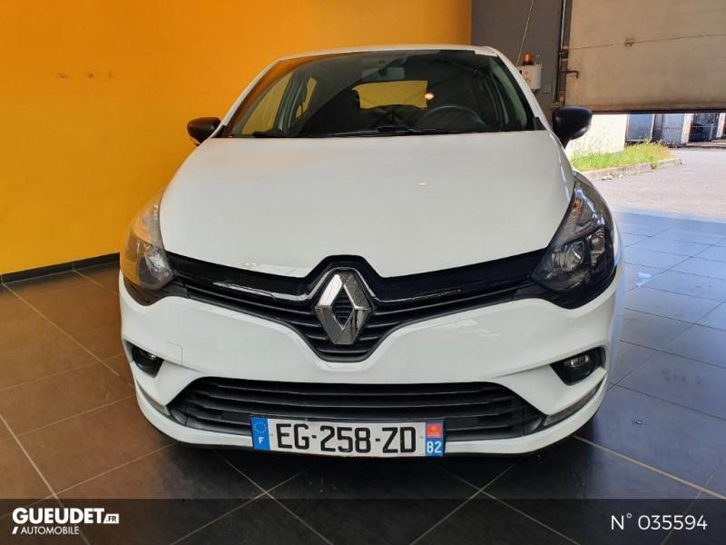Renault Clio 1.5 dCi 75ch energy Air Blanc occasion à Saint-Maximin - photo n°2