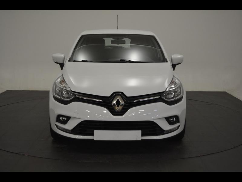 Renault Clio 1.5 dCi 75ch energy Business 5p Euro6c Blanc occasion à Mérignac - photo n°4