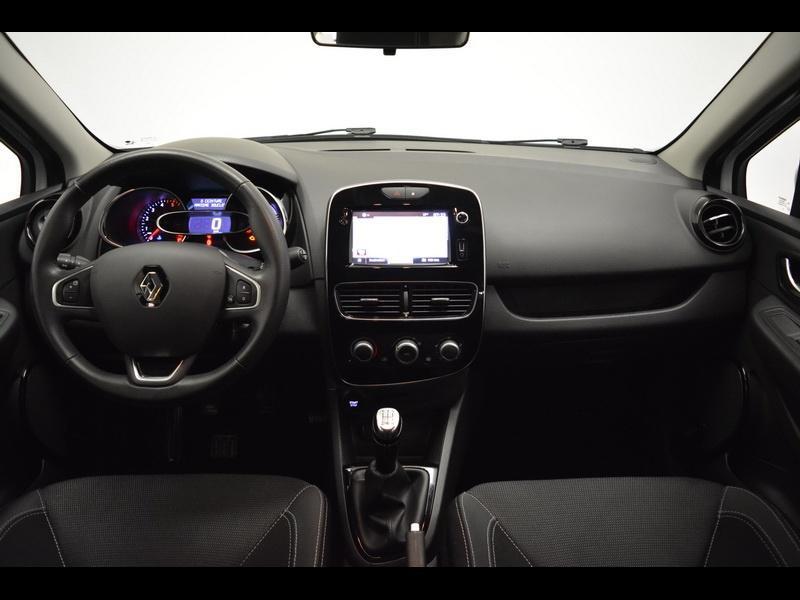 Renault Clio 1.5 dCi 75ch energy Business 5p Euro6c Blanc occasion à Mérignac - photo n°3