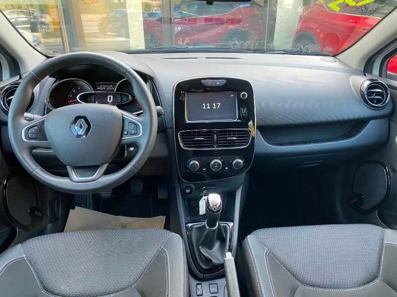 Renault Clio 1.5 dCi 75ch energy Business 5p Blanc occasion à Figeac - photo n°3