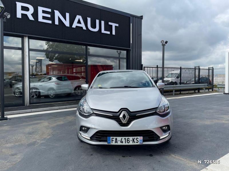 Renault Clio 1.5 dCi 75ch energy Business 5p Gris occasion à Crépy-en-Valois - photo n°2