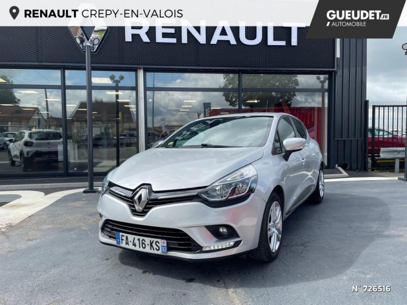 Renault Clio 1.5 dCi 75ch energy Business 5p Gris occasion à Crépy-en-Valois