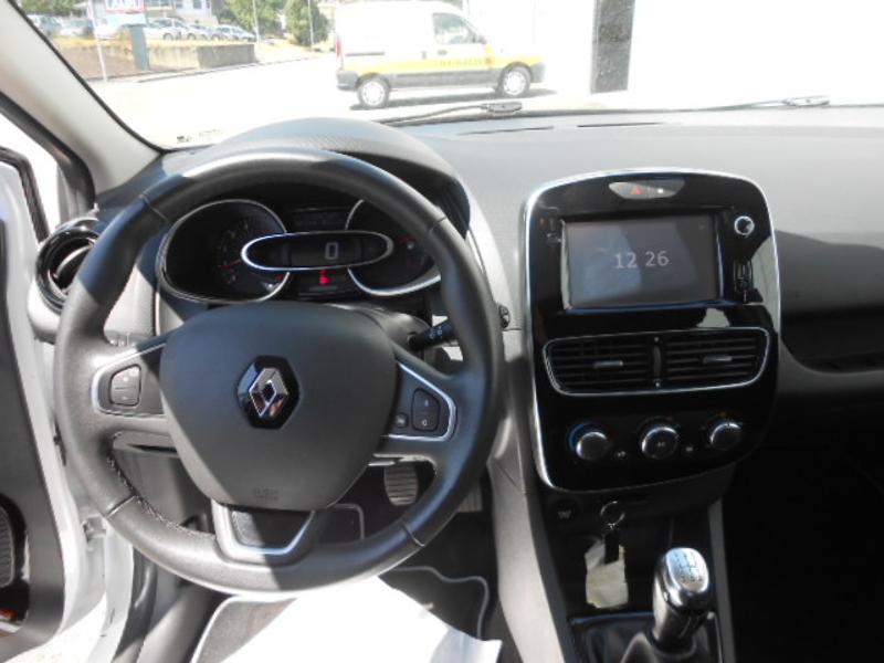 Renault Clio 1.5 dCi 75ch energy Zen 5p Blanc occasion à Rodez - photo n°7