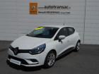 Renault Clio 1.5 dCi 75ch energy Zen 5p Blanc à Villefranche-de-Rouergue 12
