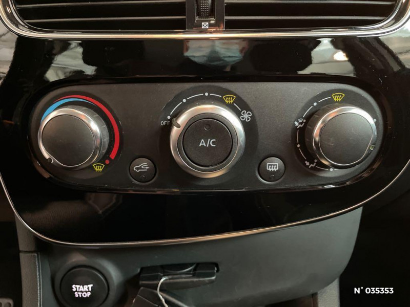 Renault Clio 1.5 dCi 75ch energy Zen 5p Blanc occasion à Beauvais - photo n°15