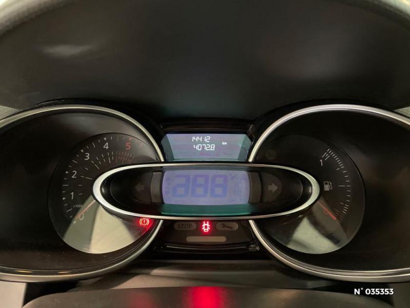 Renault Clio 1.5 dCi 75ch energy Zen 5p Blanc occasion à Beauvais - photo n°12