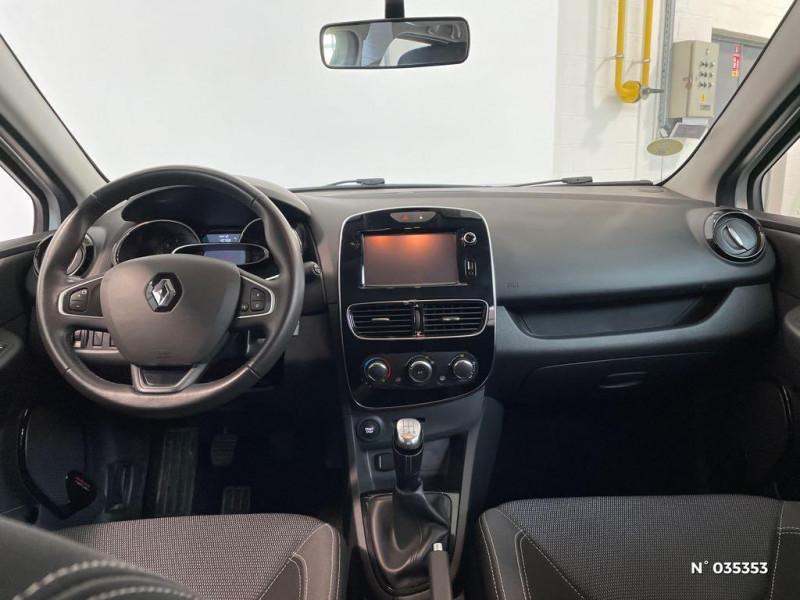 Renault Clio 1.5 dCi 75ch energy Zen 5p Blanc occasion à Beauvais - photo n°10