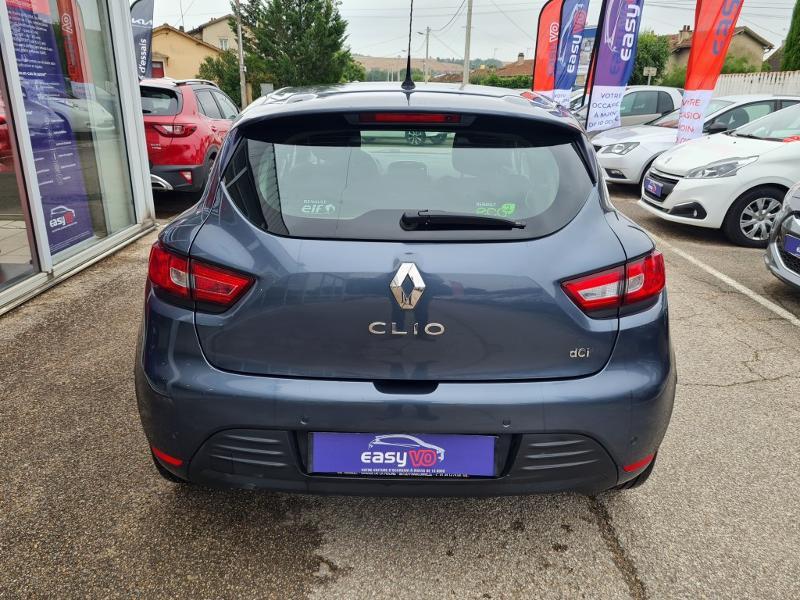 Renault Clio 1.5 dCi 90ch Business 5p Gris occasion à Auxerre - photo n°18