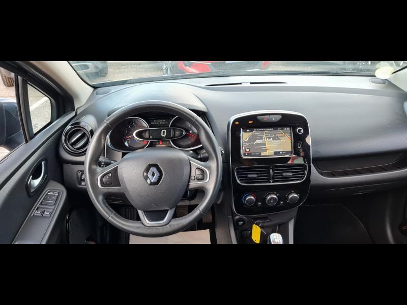 Renault Clio 1.5 dCi 90ch Business 5p Gris occasion à Auxerre - photo n°5